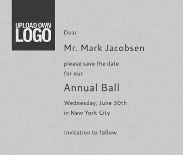 save the date wedding invitations design
