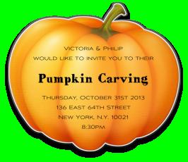 Halloween Invitation Card Designs Eventkingdom
