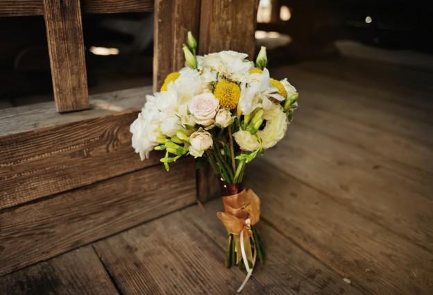 Blumenstrauß für Was ist Ihr Hochzeitsstil.