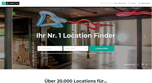 Beste Location Finder Portal in Deutschland