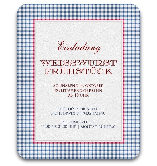 Einladungskarten Online   Oktoberfest