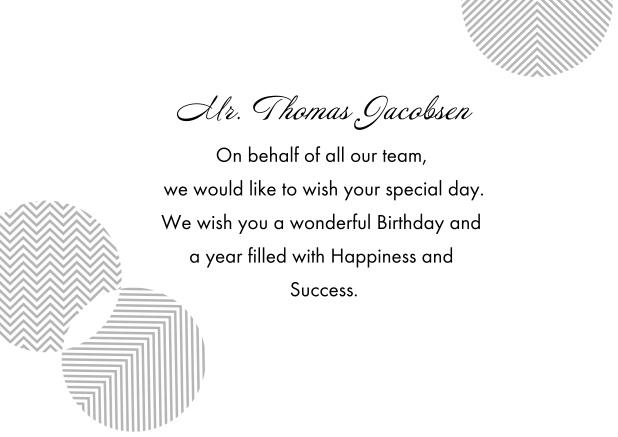 Riga Wishes Birthday Greetings Corporate