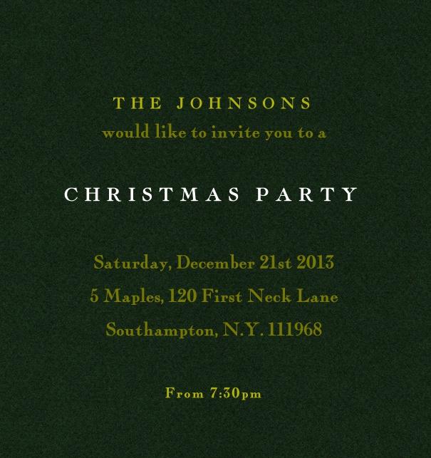 Weihnachtskarten Einladung.Grinch Und Weihnachten