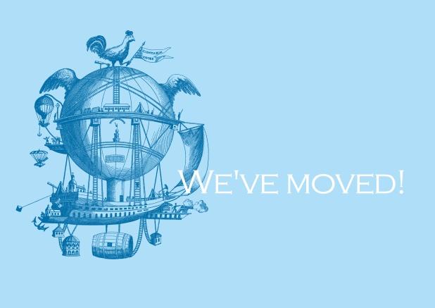airship movers moving
