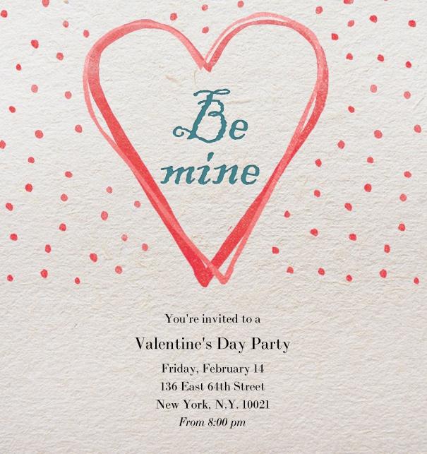 Sei Mein Valentinstag