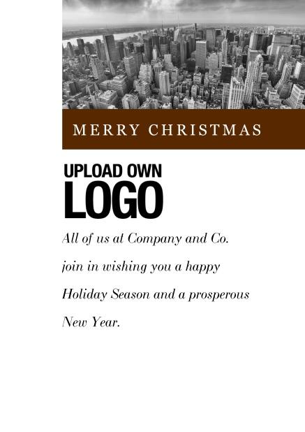 friedmans konzept weihnachtskarten gesch ftlich. Black Bedroom Furniture Sets. Home Design Ideas
