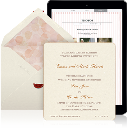 Learn More - Wedding Collection - EventKingdom